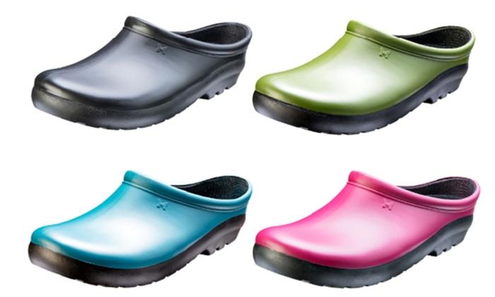 Waterproof Garden Clogs | Groupon