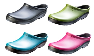 Sloggers Traditional Women's Waterproof Garden Clogs