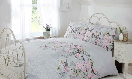 Eloise Duvet Cover Set in Choice of Size and Colour