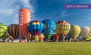 Ballades en montgolfière Dirk Lyssens: Ballade privée pour 10 personnes à 980 €