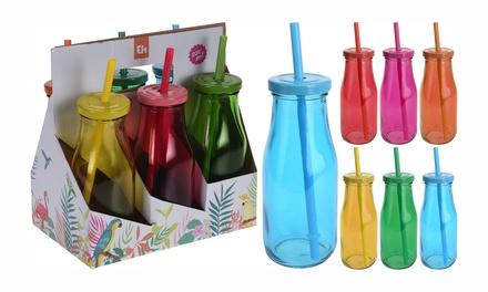 Set di 6 bottigliette