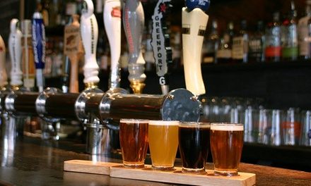 Pub Grub and Beer at The Montrose (Up to 50% Off). Three Options Available.