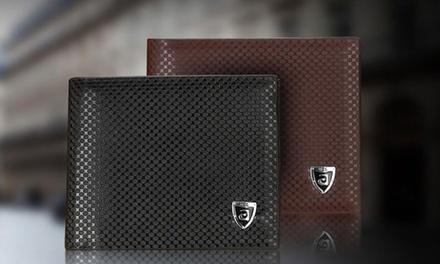 1 ou 2 portefeuilles micro motifs de la marque JBL