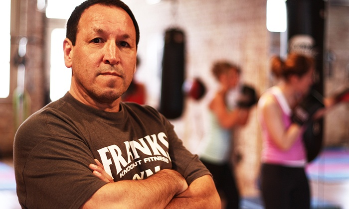 Franks Knockout Fitness - Wyoming: $34 for Four Drop-In Training Sessions at Franks Knockout Fitness ($68 Value)