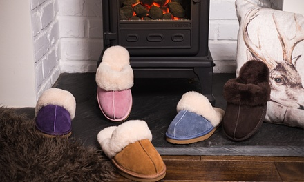 Redfoot Women's SheepskinLined Slippers