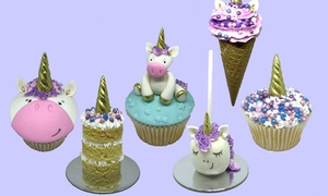 Cake Decorating Solutions: Cupcake and Cakepop Decorating Masterclass: 1 ($69) or 2 People ($135) at Cake Decorating Solutions (Up to $298 Value)