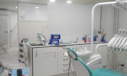 1, 2 o 4 sesiones de higiene dental con revisión, pulido y fluorización desde 9,99 € en Clínica Dental Mayoral