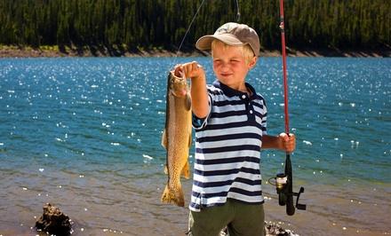 $400 Off $799 Worth of Fishing