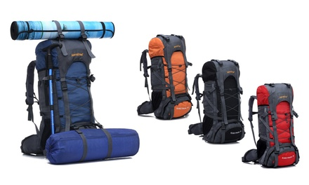 $54 for a 55L Aeroline Backpack in Choice of Colour