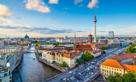 Berlino: camera Standard con colazione, mappa e bottiglia d'acqua a 69€euro