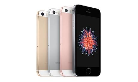 iPhone SE 16/64GB ricondizionato con accessori originali Apple