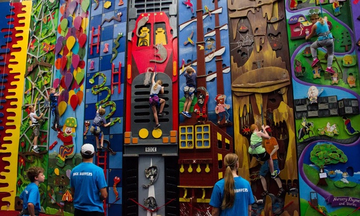 Glen Eden Extreme Edge - Extreme Edge - Glen Eden: All-Day Rock Climbing Entry for One ($12), Two ($23) or Six People ($67) at Extreme Edge, Glen Eden (Up to $132 Value)