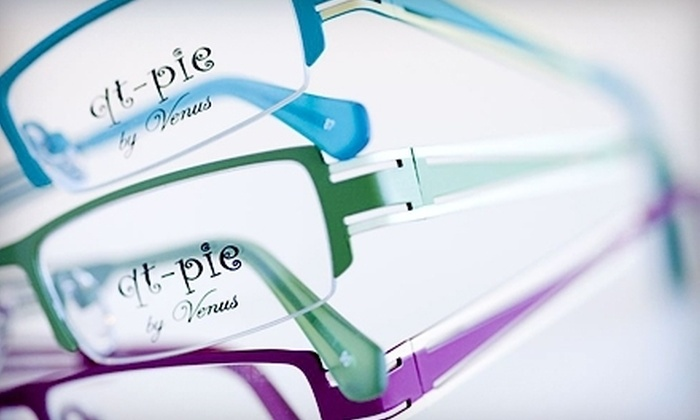 Venus Eye Boutique - Rutherford: $49 for $250 Worth of Frames and Prescription Lenses at Venus Eye Boutique
