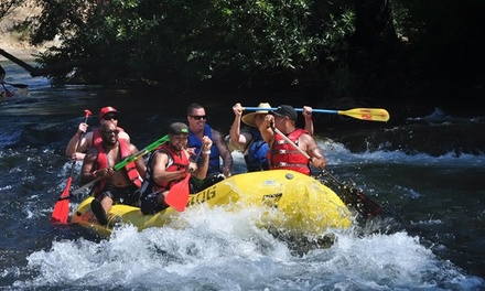 Self-Guided Tandem Kayaking for 2 or Rafting for Up to 6 on Stanislaus River from River Journey (Up to 51% Off)