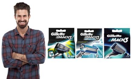 Lames de rasoir compatibles avec Gillette Mach 3