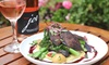 Beach Cafe - Kirkland: $11 for $22 Towards Waterfront Dinner for Two at Beach Cafe