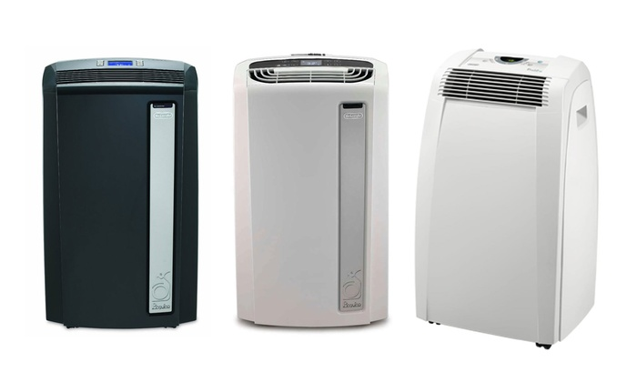 65 off on delonghi portable ac refurb livingsocial shop for 12500 btu window air conditioner