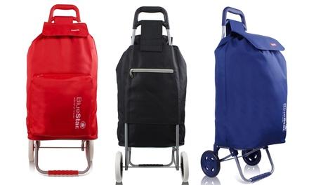 Chariots de marché Bluestar, coloris au choix, 2 modèles différents