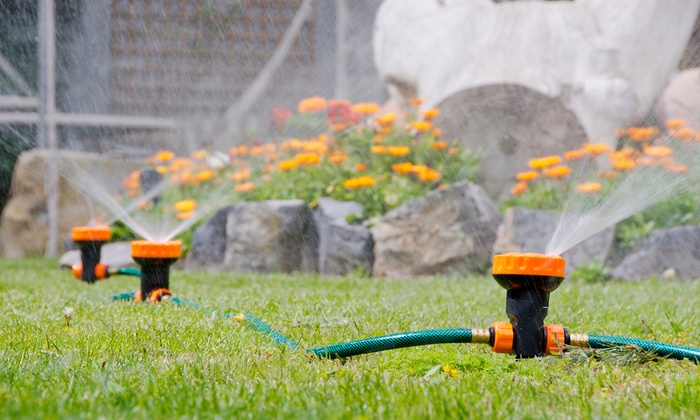 Sistema di irrigazione portatile groupon goods for Sistema irrigazione