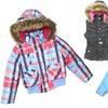Little Girls' Dollhouse Bubble Jackets