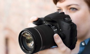 Cork Photo Classes: Half- or Full-Day Photography Course for Beginners with Cork Photo Classes (Up to 66% Off)