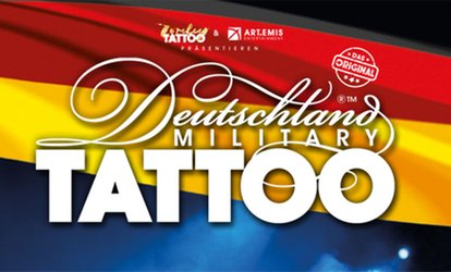 Deutschland Military Tattoo – die Internationale Music-Show am 1. September auf der Loreley oder am  23.3.19 in Krefeld