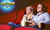 Hollywood Cinema Tickets with Drink at Hollywood Cinema (51% Off)