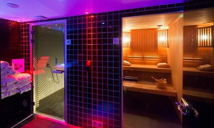 Accès spa d'1h comprenant hammam et sauna pour 2 personnes à 29,90 € au Platine Hotel Spa****