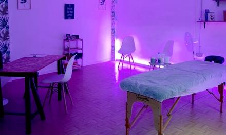 1 o 3 sesiones de masaje a elegir para 1 persona en Bambú Zenter (hasta 66% de descuento)