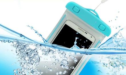 1 o 2 fundas protectoras impermeables para smartphone