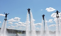 $99 for a Jetpack or Flyboard Experience at Jetpack Australia, Three Locations (Up to $135 Value)