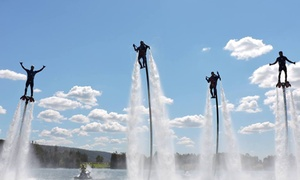 Jetpack Adventures: $99 for a Flyboard, Jetpack or Jetovator Flight Experience at Jetpack Adventures, Three Locations (Up to $175 Value)