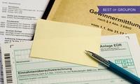 9 Monate Fernkurs Praxiswissen Steuern, optional mit Fernlehrerbetreuung und Prüfung bei Laudius(bis zu 79% sparen*)