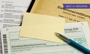 Laudius - Akademie für Fernstudien: 9 Monate Online-Kurs Praxiswissen Steuern, opt. mit Fernlehrerbetreuung und Prüfung, bei Laudius(bis zu 91% sparen*)