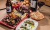 Greek Dinner with Wine for Two