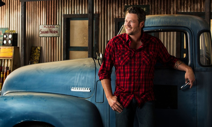Carolina Kickoff with Blake Shelton, Big & Rich, Parmalee, and More on Saturday, April 21, at 3 p.m.