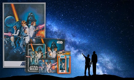 Set de papelería Star Wars A New Hope Oferta en Groupon