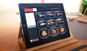 East Restaurant: 150 Min. asiatisch Schlemmen für Zwei und in 5 Runden jeweils 5 Gerichte wählen bei East Restaurant (bis zu 32% sparen*)