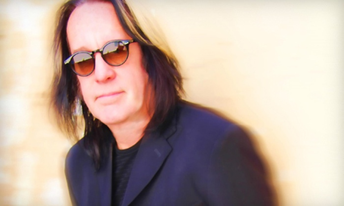 Todd Rundgren - Bogart's: $24 to See Todd Rundgren at Bogart's on Saturday, May 18, at 8:30 p.m. (Up to $48.30 Value)