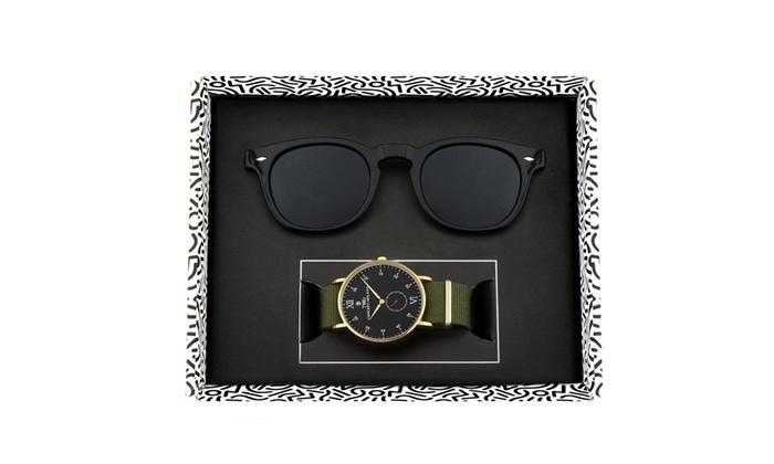 Occhiali, orologio Twig Concept Milano | Groupon Goods
