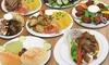 43% Off Mediterranean Food at Pita Cafe