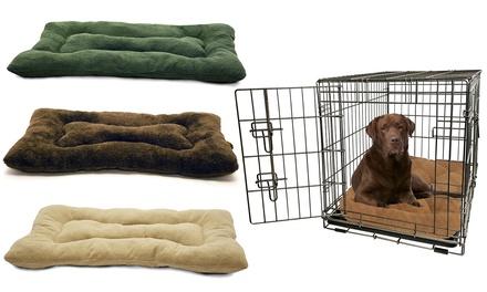 Terry Crate Mat Pet Bed