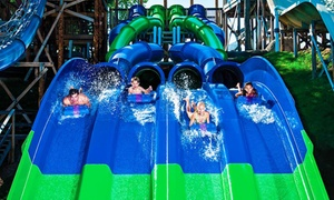 Noah's Ark Waterpark – Up to 29% Off Single-Day Admission at Noah's Ark Waterpark, plus 6.0% Cash Back from Ebates.