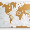 Scratch the World Map