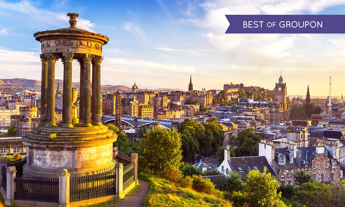 Village Hotel Edinburgh 1 Or 2 Nights For Two In Double