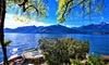 Lago Maggiore 4*: camera o appartamento per 2 o 4, cena e sauna