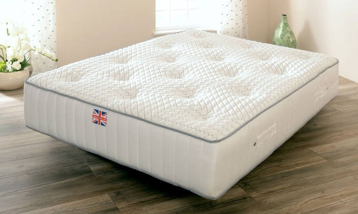 Jigsaw Pocket Sprung Mattress