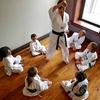 Up to 66% Off Kids' Classes at Level Up Brazilian Jiu Jitsu