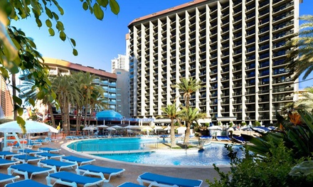 Benidorm, Costa Blanca: 37 Nights with Breakfast at Choice of 4* Hotels with Flights*