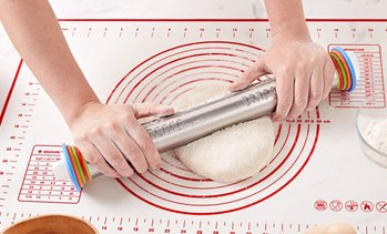 best sneakers e0ae8 a8065 image placeholder Adjustable Steel Rolling Pin